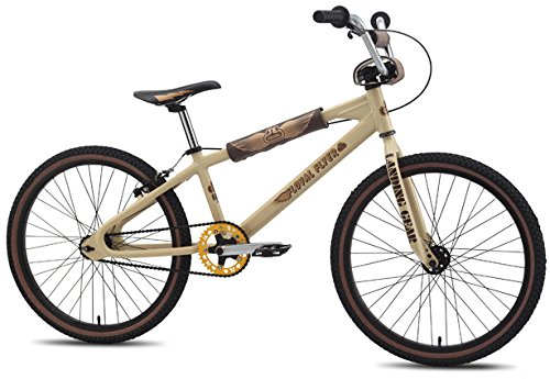 SE Floval Flyer Looptail 24 BMX Bike Tan 24in Mens – '14
