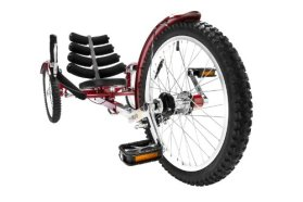 Mobo Shift- The World's First Reversible Three Wheeled Cruiser (Adult)
