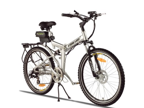 X-Treme Scooters Folding Electric Mountain E-Bike