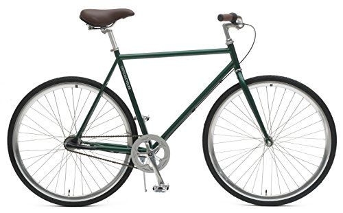 Critical Cycles Diamond 3-Speed City Coaster Commuter Bicycle