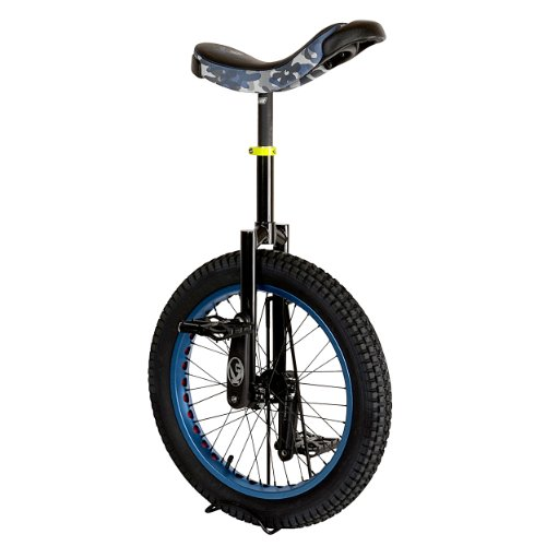 Koxx Ivan Trials Unicycle, Black, 12.7cm/20-Inch