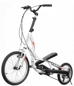 Zike Z600-6491 White Hybrid Bike