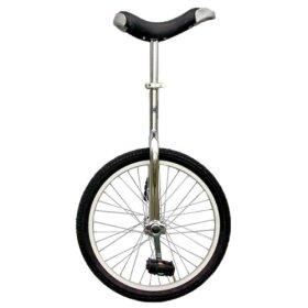 Fun Chrome 20″ Unicycle with Alloy Rim