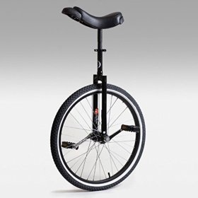 Club 24″ Unicycle – Black