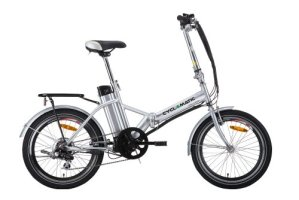 Cyclamatic Bicycle Electric Foldaway Bike With Lithium Ion