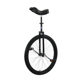 Club 26 Inch Freestyle Unicycle – Black
