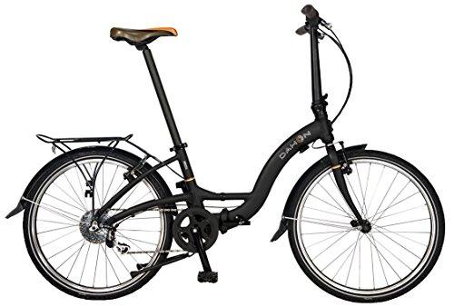 Dahon Briza D8 24″ Wheeled Folding Bike – Shadow