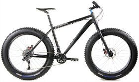 NEW IN BOX Motobecane FB5 2.0 26 inch Wheel Bike Disc Brake Fat Bike (Matt Black, 19in)