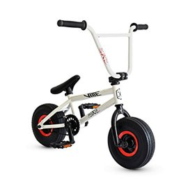 Moxie Mini BMX Bike Vibe White