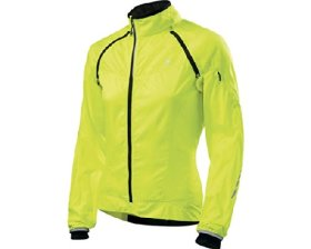 Specialized Deflect Hybrid Women's Jacket Medium Neon Yellow