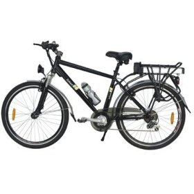 Outback 26 7-Speed Lithium Powered Eco-Friendly Electric Bike