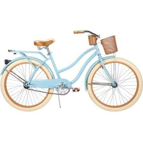 26″ Huffy Nel Lusso Women's Cruiser Bike
