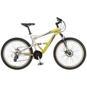 Men's Status 26″ Full Suspension Bike