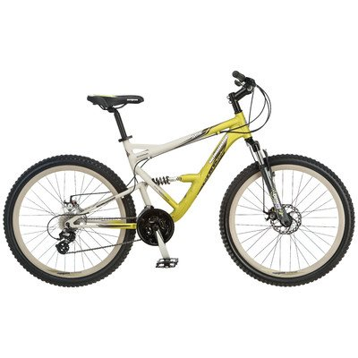 Men's Status 26″ Full Suspension Bike
