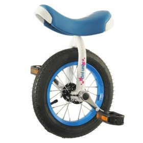 Tini Uni – 12″ Unicycle Blue