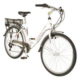 Vilano Pulse Women's Electric Commuter Bike – 26-Inch Wheels