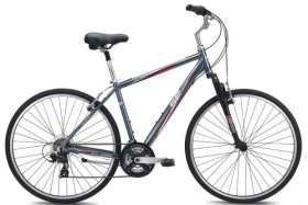 SE Bikes Palisade 21-Speed Comfort Bicycle