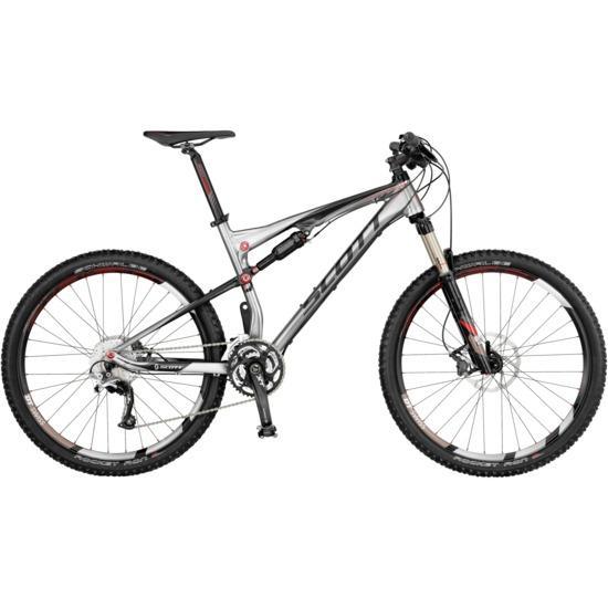 Bicyce World TV review of the Scott Elite 29 Mountain Bike