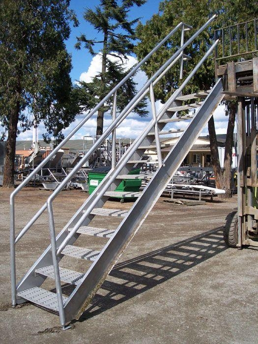 Metal Stairs For Sale Used Metal Awnings For Homes | Outdoor Steps For Sale