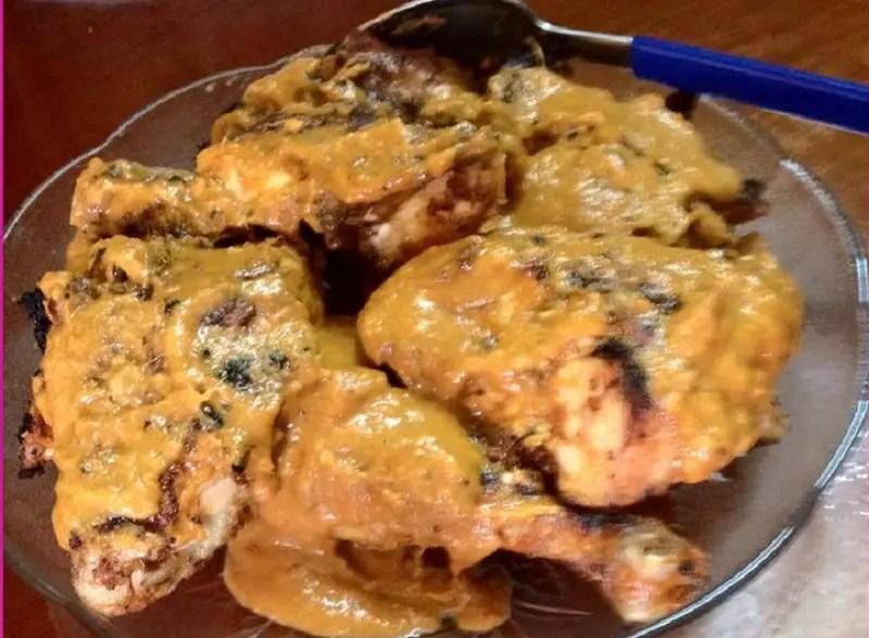 Koleksi Resepi Ayam Golek Terengganu Arisa