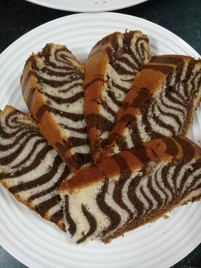 step  step resepi kek kurma sukatan cawan foody bloggers Resepi Kek Pisang Coklat Sukatan Cawan Enak dan Mudah