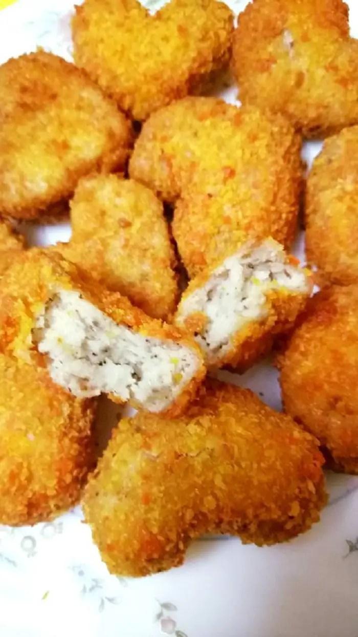 resepi nugget ayam resepi bergambar Resepi Sup Ayam Kfc Enak dan Mudah