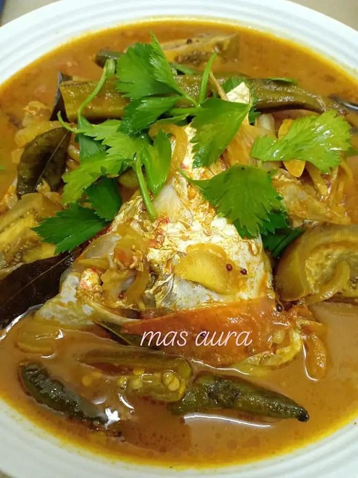 Resepi Ikan Pari Masak Kari Sedap ~ Resep Masakan Khas