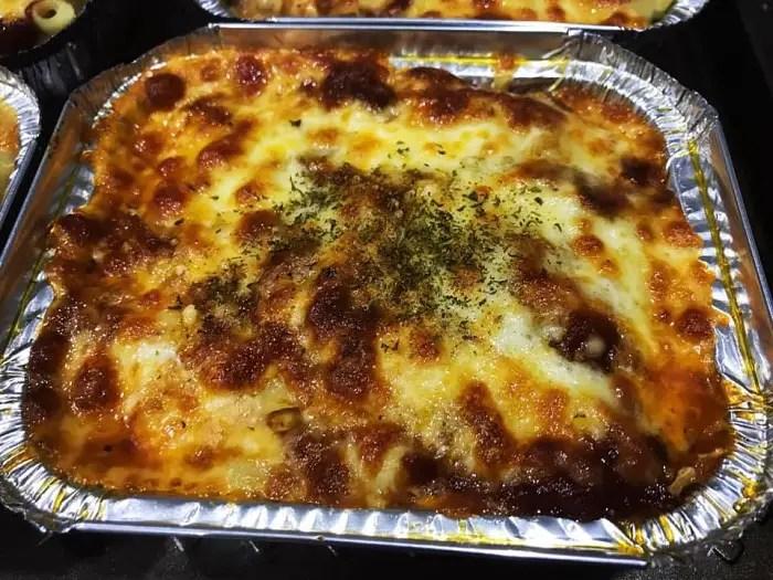 Resepi Mac And Cheese Prego Bakar