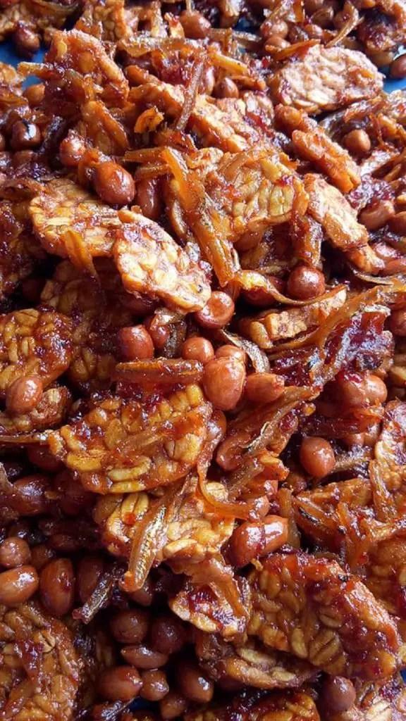 Resepi Kacang Goreng Pedas Ikan Bilis