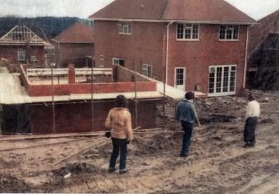 Back Garden 1980