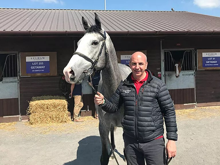 Black Sam Bellamy National Hunt Trained by Fergal O'Brien, Cheltenham - Biddestone Racehorse Syndicates, Newmarket, Lambourne, Cheltenham, Marlbrough | Biddestone Racing