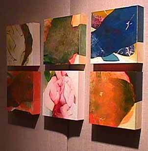 Stan Bering Side Of Paintings