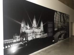 Fotomural en Museo Guggenheim