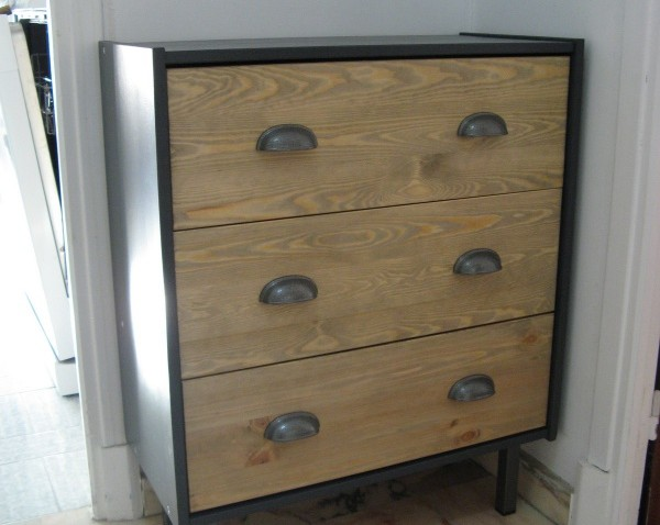 Commode RAST Industrielle Personnalise