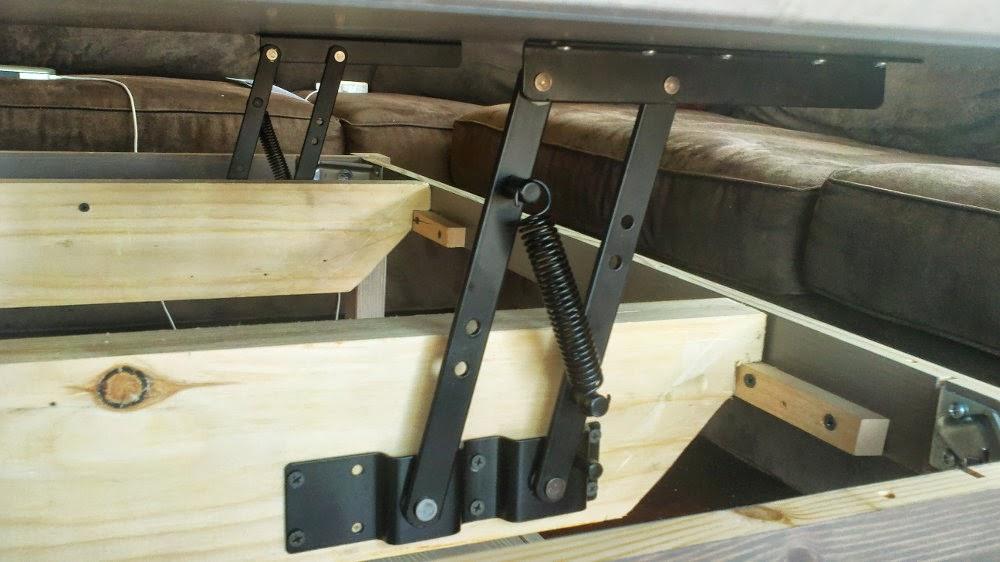 Table Basse Relevable IKEA Avec HEMNES Bidouilles IKEA