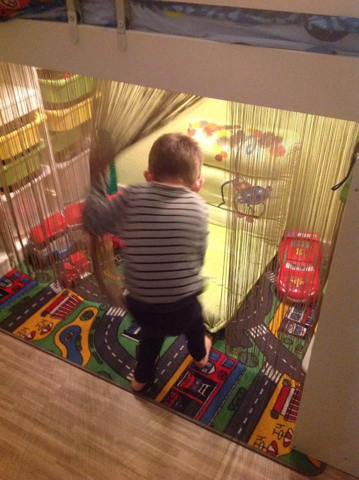 Lit KRITTER customis pour enfant  Bidouilles IKEA