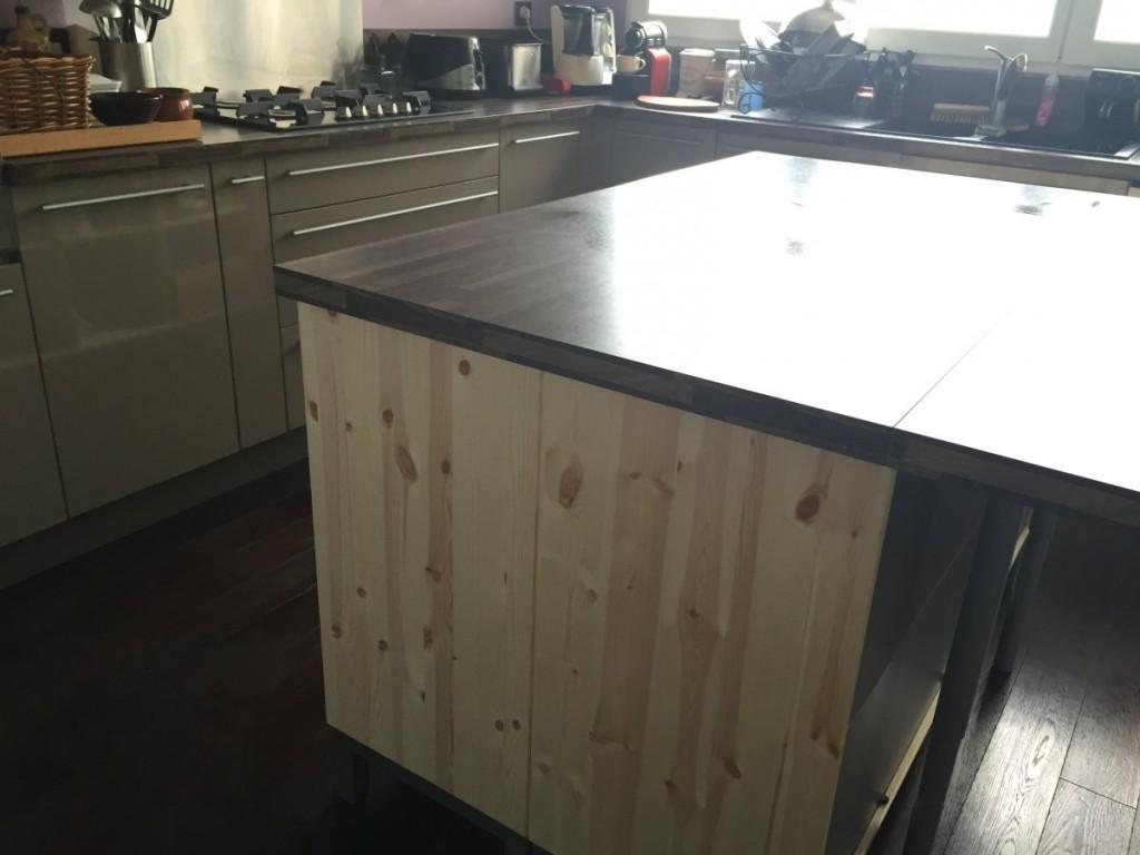 Un Lot Central Avec Un Bar Moins De 700 Bidouilles IKEA