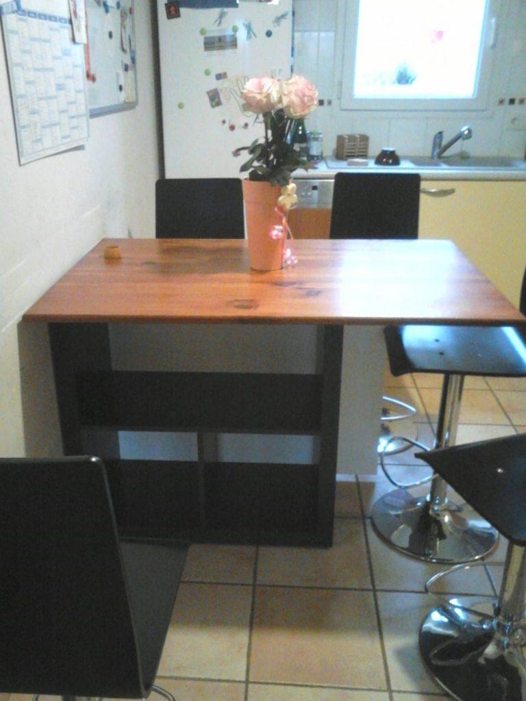 barre meuble de cuisine