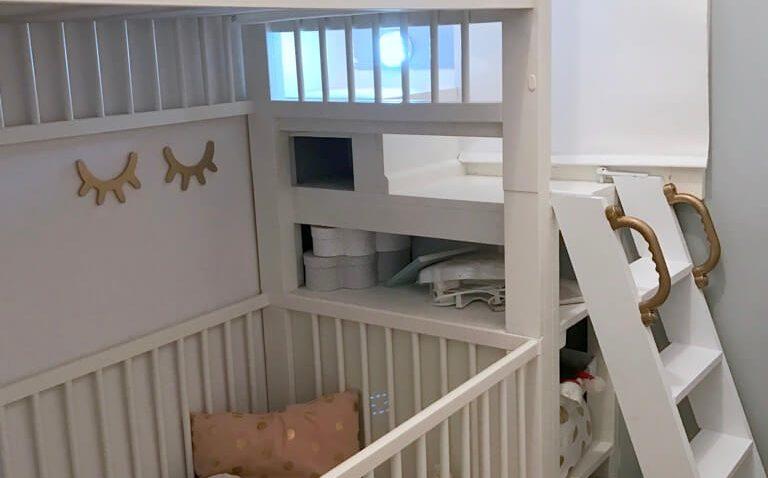 Ides dco et DIY chambre bb et enfant IKEA  Bidouilles IKEA