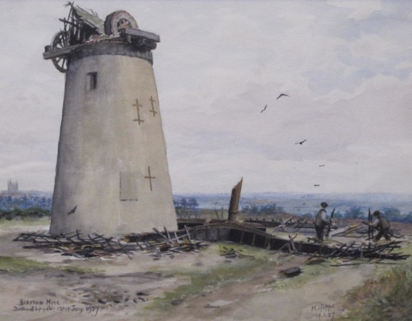 Bidston Hill - Lighthouse