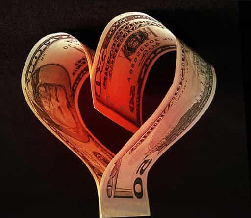 一部の利益だけがオンラインカジノの収益