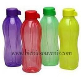Tupper Plastic Bottle Botol minum plastik murah 1