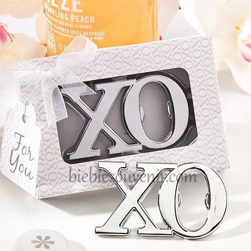Souvenir pernikahan wedding XO bottle opener