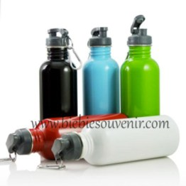 Stainless Sports Bottle Fresco