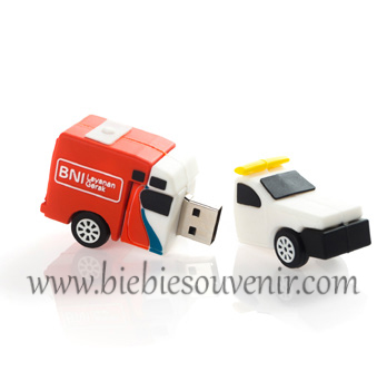 USB Rubber Custom BNI