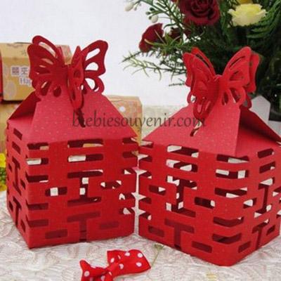 Xuang Xi Candybox kotak minggle double happiness