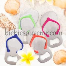 sandal opener souvenir pernikahan pembuka botol