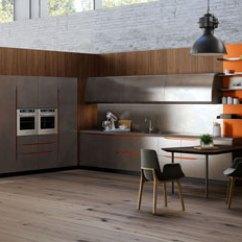 Kitchen Miami Cabinets Knotty Alder Cucine Cn Composizioni 迈阿密系列