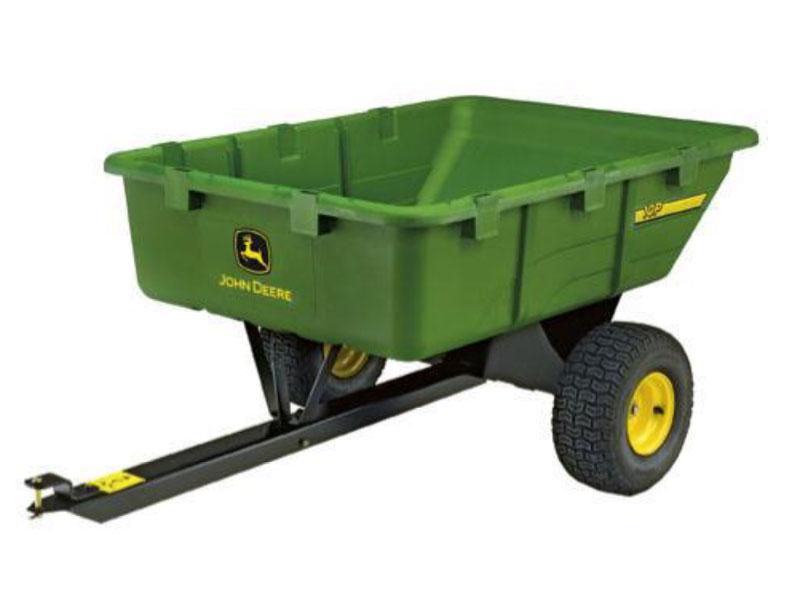 John Deere Rimorchio John Deere 10p Prezzo  Rimorchi per trattorini  Bieffe Garden Articoli