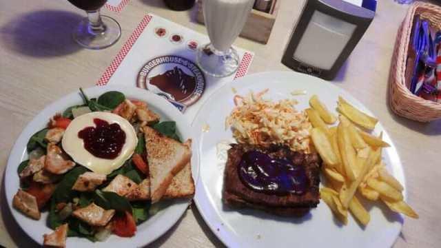 Marynowane żeberka Jack Daniells N°7, 52 City Diner